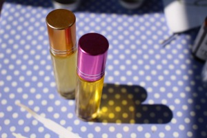 bespoke perfume bottles