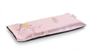 Feather Light Healing Eye Pillow Pink Blossom