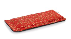 Feather Light Healing Eye Pillow Red Flowers