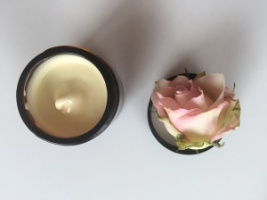 rose and neroli face cream